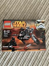 STAR WARS LEGO 75079 SHADOW TROOPERS BATTLE PACK BRAND NEW SEALED Rare