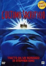 L'Ultimo Sacrificio (1992) DVD