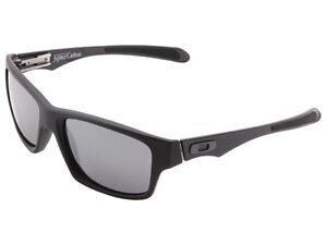Oakley Jupiter Carbon Sunglasses OO9220-02 Matte Black/Black Iridium