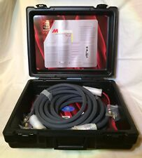 Monster Cable Mseries M2.2S Speaker Cable In Case 15ft/4.6m ULTRA-RARE PAIR lock