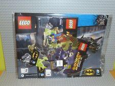 LEGO® Batman Bauanleitung 76055 Batman Killer Crocs instruction NEU B413