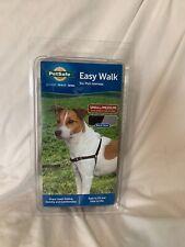 PET SAFE EASY WALK Small/medium Black/silver New