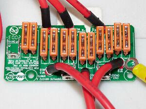Tripp Lite 66107200A Fuse Board FROM SMART5000XFMRXL 5kVA 3750W UPS RM 3U