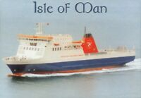 Postcard Isle Of Man Steam Packet Company Ferry unposted