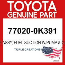 Toyota Genuine 770200k391 Tube Assy Fuel Suction Withpump Amp Gage 77020 0k391