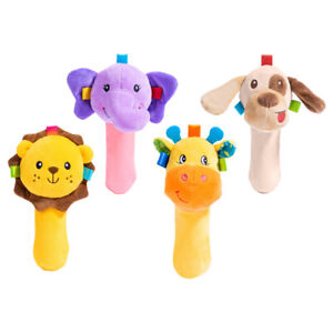 4pcs Pretty Unique Comforting Toys Interactive Toys for Kids