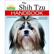 The Shih Tzu Handbook (Barron's Pet Handbooks) - Paperback NEW Sharon Lynn Van 2