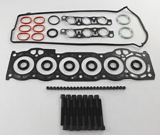 FOR LEXUS IS200 TOYOTA ALTEZZA 2.0 1GFE 6 CYLINDER 24V HEAD GASKET SET & BOLTS