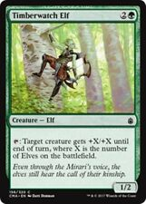 TIMBERWATCH ELF Commander Anthology MTG Green Creature — Elf Com