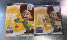 Toy Story 2 (Blu-Ray + Dvd + Digital) Brand New + Free Shipping