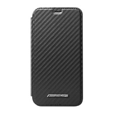 Mercedes Benz AMG Original Booktype Style Livre COQUE Iphone 7Plus & 8Plus