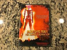 BURNING MAN: THE BURNING SENSATION RARE NEW SEALED DVD 2001 FESTIVAL DOCUMENTARY