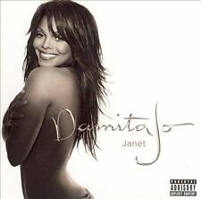 Janet Jackson - Damita Jo Explicit Lyrics ( AUDIO CD 03-30-2004 ) NEW