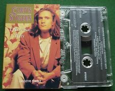 Curtis Stigers I Wonder Why Cassette Tape Single - TESTED