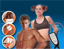 3 in 1 Electric Sauna Weight Loss Belt for stomach,Legs and arms BodyShaper