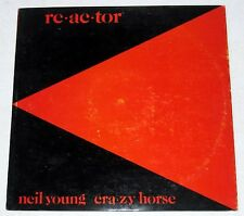 Philippines NEIL YOUNG w/ CRAZY HORSE Re-Ac-Tor LP Record