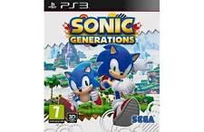 SONIC GENERAZIONI (Sony PLAYSTATION 3, 2011)