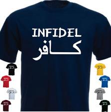 INFIDEL funny Tshirt