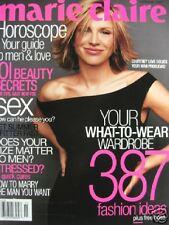 COURTNEY LOVE 11/99 Marie Claire Magazine JOSIE MARAN
