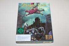 DRAGON LORE Die Legende beginnt PC MS DOS mit Lösungsbuch Komplett + TOP Zustand