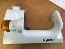 DYSON DC14 CLUTCH TYPE FOOT PLATE, SPARE PARTS, WHITE AND ORANGE
