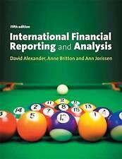 International Financial Reporting and Analysis, Jorissen, Ann, Britton, Anne, Al