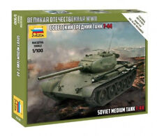 Zvezda 1/100 Soviet T-44 Medium Tank Z6238