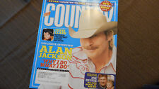 Alan Jackson Covers Country Weekly Magazine September 2004