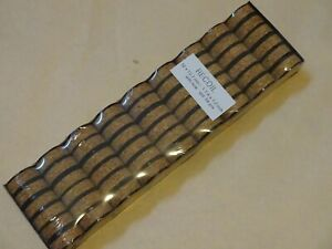 """54 Rod Building Wrapping Corks4US 1 1/4""""x1/2""""x1/4"""" Burl Cork rings Recoil"""