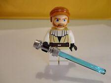 LEGO OBI WAN KENOBI w/light minifigure 9525 Mandalorian STAR WARS mini fig Jedi