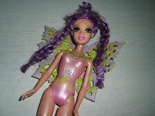 Fantasy Barbie Puppe Flower Power Blumenkind