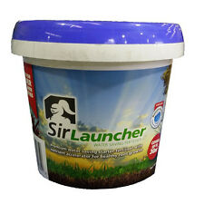 900g Sir Walter Launcher Fertilizer Fertiliser Lawn Food Wetting Wetter Crystals