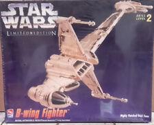 1995 STAR WARS B-Wing Ltd Ed Model Kit-MPC-FREE S&H (SWMO-8780)