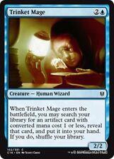 TRINKET MAGE Commander 2016 MTG Blue Creature — Human Wizard Com