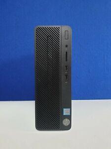 Hp 290 G1 SFF Buisness Pc Intel Core i5 8500 8th Gen@3Ghz 8GB 256GB NVMe SSD W10