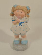 "Vintage 1984 Lollipop Ceramic Porcelain Cabbage Patch Kids 4"" Figure Figurine"