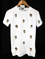 El patrón de los Beatles T-Shirt-John Lennon-Lonely Hearts Club-Sgt. Pepper
