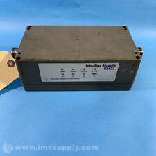 Escort Memory Systems Cm21 Module Scanner Interbus S Rs232rs485 Usip