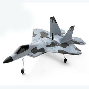 XK A180 F-22 3 Channel Brushless RC Jet Plane