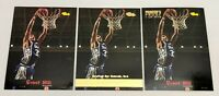 Lot of 3 1994 Classic Base & Parallel Inserts GRANT HILL Printer's Proof, Gold