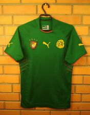 Cameroon Jersey 2001 2002 Home S Shirt Soccer Football Puma Trikot Maglia