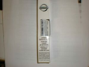 OEM Nissan Touch up Paint Pen .5oz 3-in-1 Applicator (Q10 Pearl White) New