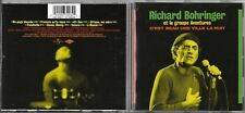 CD 8T RICHARD BOHRINGER & LE GROUPE AVENTURES C'EST BEAU UNE VILLE LA NUIT 2002