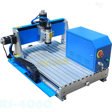 800W Water-cooling Spindle CNC Router Engraving Machine RS-4060 High Precision