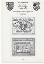 Neuwieder inflation money 1817 - 1923 And Dukes-wiedischen MEDALS + Shooter