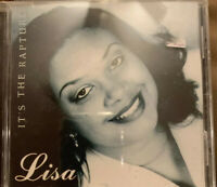 It's The Rapture by Lisa CD [2000 Chelston Entertainment]