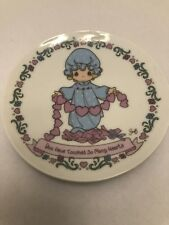 "Precious Moments 4"" Plate 1994 'You Have Touched So Many Hearts'"