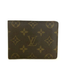 Louis Vuitton Monogram Multiple Bifold Wallet /A0123