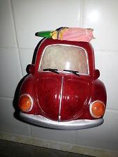VW Red Beach Buggy Car LED Night Light  Surfboard on top Kids   NIB