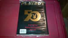 Playboy ( 2004 ) January-December (All 12 issues) SHINY 50TH in Plastic
